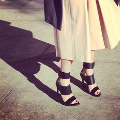 The Evie heel
