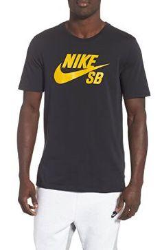 23d5635b NIKE SB Designer Nike 'SB Logo' T-Shirt