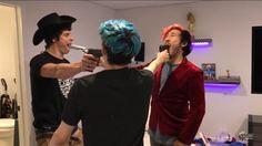 Mark, Tyler and Ethan