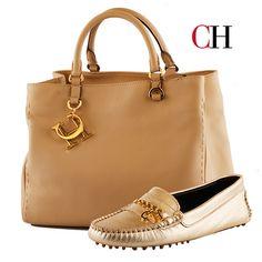Zapatos y Cartera CH