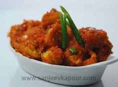Besan Tikka Masala - Spicy Chick pea flour tikkas cooked in a delightful gravy.