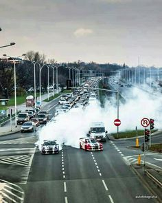 STW Warsaw Drifting in the streets