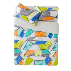 Kas Addy Quilt Cover & Pillowcase Set|