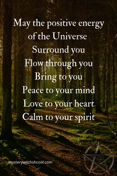 A beautiful Wiccan blessing. Witchcraft Spell Books, Wiccan Spell Book, Wiccan Spells, Magic Spells, Magick, Wiccan Quotes, Healing Quotes, Meaningful Quotes, Inspirational Quotes