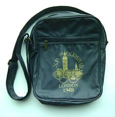 #London 2012 olympic games #memorabilia - spectator #shoulder bag retro 1948,  View more on the LINK: http://www.zeppy.io/product/gb/2/131931453331/