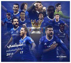 Premier league 2017 تشيلسي بطل الدوري الانجليزي 2017 Football Team, Chelsea, Movie Posters, Movies, Football Squads, Films, Film Poster, Cinema, Movie