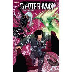 Spider-Man (2016-) #4 Written by Brian Michael Bendis Art by Sara Pichelli Cover by Sara Pichelli Miles is just finding his feet in the all new marvel universe; the media is growing obsessed with his skin color and now he has to share his own book with a hot new mutant who goes by the name ofwait for it... All this and the Queenpin of New York the Black Cat has set her sights on this new Spider-Man. She has put out a hit on his head and now no one is safe!
