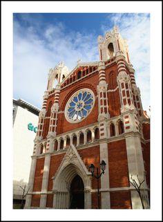 Iglesia del sagrado corazón (Bilbao)