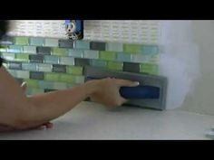 Learn how to use Bondera TileMatSet for at-home custom tiling projects. Bondera is a pressure sensitive adhesive that replaces mortar and mastic for tiling p...