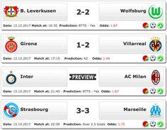 Sunday's #Football #Tips 15.10.2017 - #LaLiga, #Bundesliga, #Ligue1, #SerieA ⚽ ukbettips.co.uk/todays-bet-tips