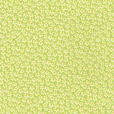Speckle Green Yellow Liberty of London Tana Lawn Fabric Half Yard. $17,50, via Etsy.