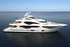 Sunseeker delivers the 40m superyacht Jacozami | SuperYacht Times