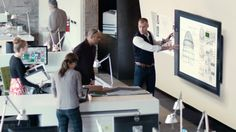 This is Microsoft's giant, $20,000 tablet #microsoft #fullspeedpc