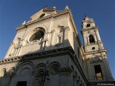 Cattedrale nel Foggia, Puglia