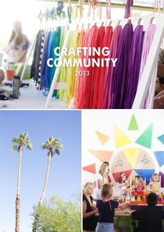 Crafting Community 2013 | Oh Happy Day!
