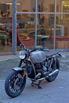 R100 by Cafe Twin - Rome