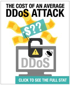 TechPro Stat of the Week: The Cost of a DDoS Attack