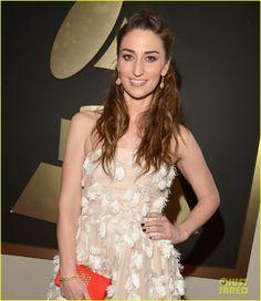 Sara Bareilles - Grammys 2014 Red Carpet | sara bareilles grammys 2014 red carpet 05 - Photo