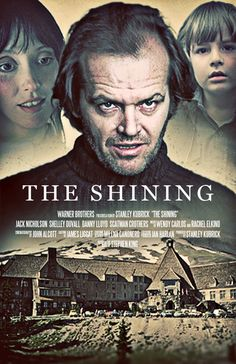 The Shining by bcapazo       This movie will never, not scare the crap out of me.
