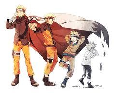 Shared by Rorito Hellani. Find images and videos about anime, naruto and naruto uzumaki on We Heart It - the app to get lost in what you love. Naruto Uzumaki Shippuden, Naruto Kakashi, Naruto Fan Art, Naruto Sasuke Sakura, Naruto Cute, Gaara, Naruto Images, Naruto Pictures, Naruto Mignon