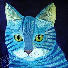 Kitty No.1 by Geninne on Etsy