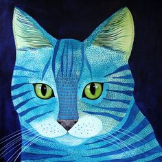 Kitty No.1 by Geninne on Etsy