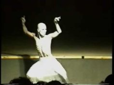 Expressionistic Butoh Dance by Poppo (1990)