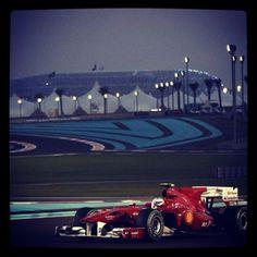"""From """"Abu Dhabi F1 GP 2012"""" story by Kaspersky Motorsport on Storify — http://storify.com/kl_motorsport/abu-dhabi-f1-gp-2012"""