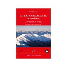 La guida presenta diciotto itinerari per le ciaspole, dodici per il Nordic Walking e otto per la Mountain-bike. Editore Danilo Zanetti - collana centopiedi - riporta itinerari adatti a tutti.