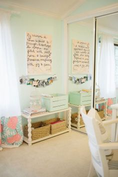 IHeart Organizing: Reader Space: A Beautifully Designed Bedroom