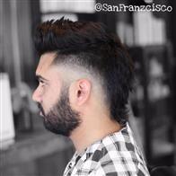 - Men's Haircut $45