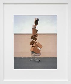 Proportional_500_3582_framed_1000  Shopping Totem by David Welch - Love it!