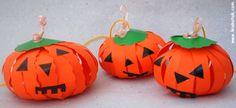 children activities, more than 2000 coloring pages Halloween Arts And Crafts, Halloween Bags, Halloween Pumpkins, Halloween Decorations, Paper Halloween, Preschool Crafts, Fun Crafts, Diy Paper Christmas Tree, Bricolage Halloween