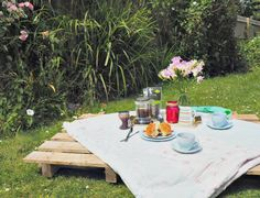 Cream Tea Picnic wit