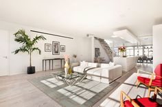 In Soho, a sprawling penthouse loft with huge roof deck wants $22.5M - Curbed NYclockmenumore-arrownoyes : The apartment boasts designs by architect Mark Foster Gage