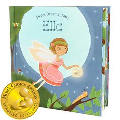 Surprise your little fairy with a book to match her halloween costume. Make her the star of her own fairy tale with this fully personalized book – add her name, favorite color, photo, and more! Toddler Books, Childrens Books, Personalized Books For Kids, Best Christmas Gifts, Book Gifts, Gifts For Girls, Sweet Dreams, Diy Gifts, Fairy Tales