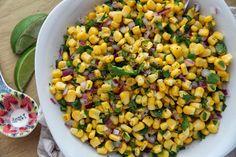 gingersnaps: Copycat Chipotle Corn Salsa