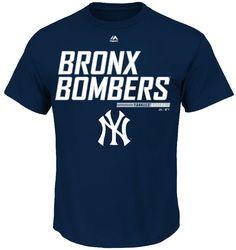 Majestic New York Yankees Laser Like Focus MLB T Shirt $21.95