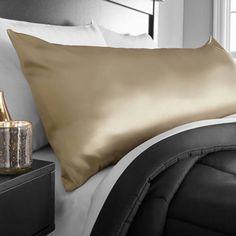 Tan Body Pillow Cover