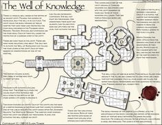 One-Page-Dungeon I created last night - a self-contained adventure. What do you think? : UnearthedArcana