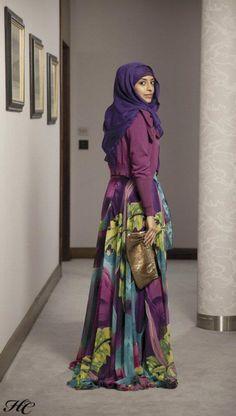 #Emel #Hijab Dress