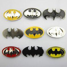 Western New Superhero Batman Cowboy mens Metal belt buckle Leather Costume Gift Batman Wedding Rings, I Am Batman, Batman Stuff, Batman Room, Batman Art, Nananana Batman, Rainbow Quartz, Tiny Stud Earrings, Metal Belt