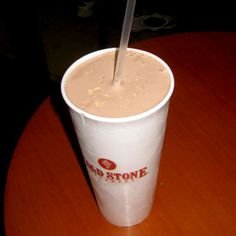 large chocolate/peanut butter shake  = 2,010 calories!!!