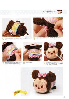 #ClippedOnIssuu from Tsum Tsum Minnie Crochet