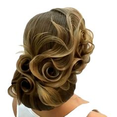 wedding hairstyle by georgiykot