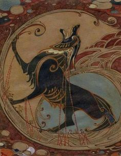 Fenrisúlfr (Loup de Fenrir)