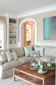 Style Stalking: Nightingale Design's Living Room.