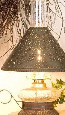 54 punched tin lighting ideas punched