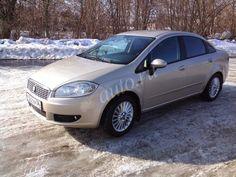 дизельки: Продажа Fiat Linea 1.3d MT (90 л.с.) в Москве