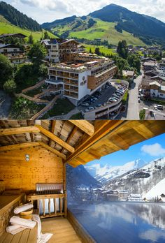 The Alpin Juwel is the lifestyle hotel in Saalbach Hinterglemm, in Salzburger Land. The perfect wellness hotel & sports hotel for summer and winter. Daily Makeup Routine, Ski Slopes, Austria, Skiing, Hotels, Bucket, Mansions, Lifestyle, Country